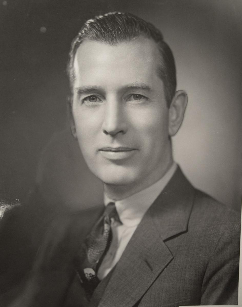 Crawford Greenewalt, one of the key DuPont scientists on the Manhattan Project.
