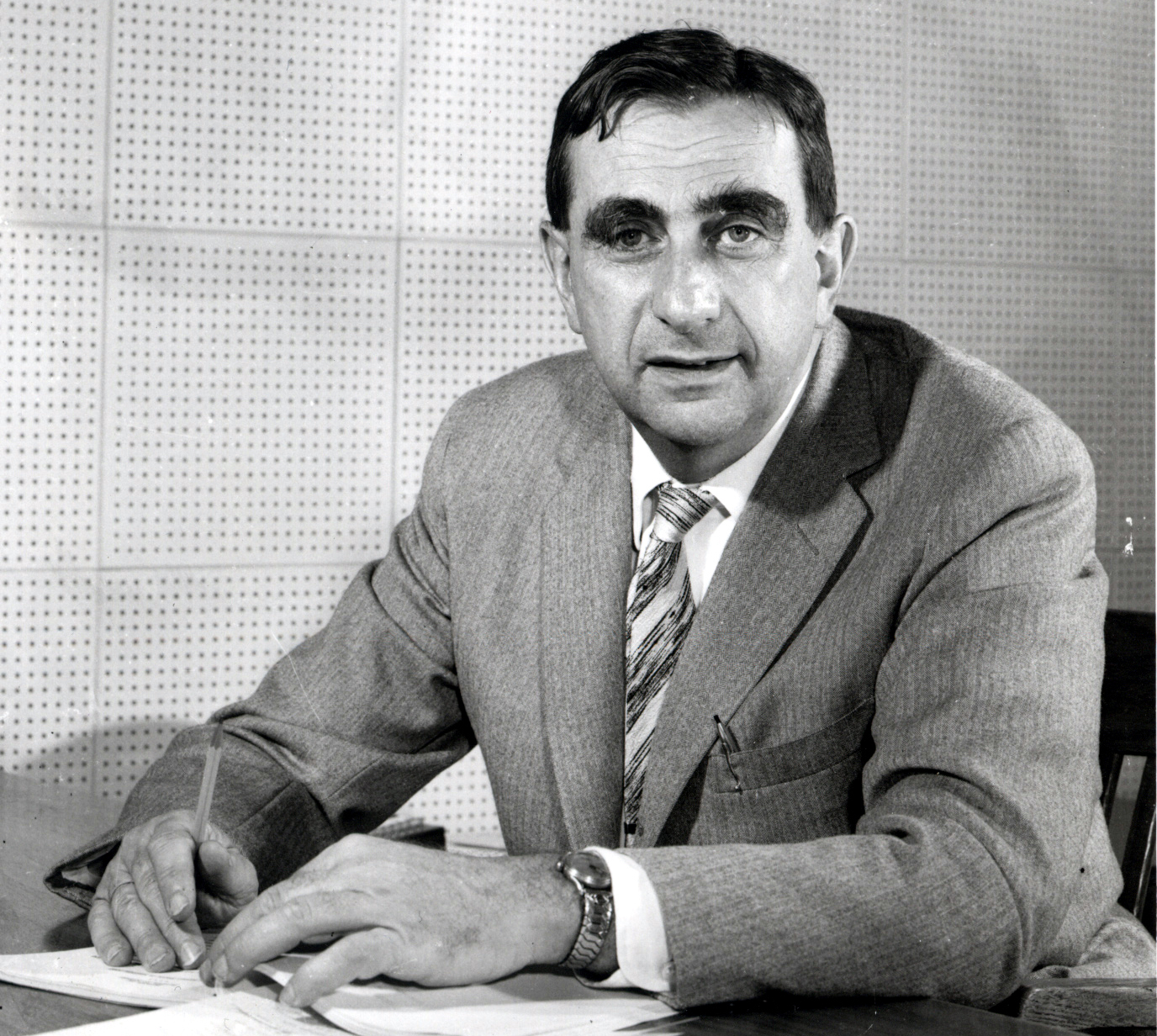 edward teller cnn interview Edward teller, considered the father of the hydrogen bomb, was a key figure in  the manhattan project at los alamos teller goes into detail about his work on.